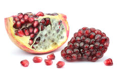 Yummy Pomegranate Royalty Free Stock Photo