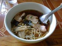 yummy ramen Fotografia Stock