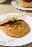 Yummy rybi ryż Zdjęcia Royalty Free