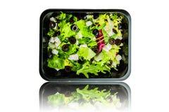 Yummy Salat lizenzfreie stockbilder