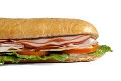 Yummy sandwich Royalty Free Stock Photos
