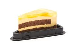 Yummy sandwich cake Stock Photography