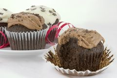 Yummy Schokolade ja! Stockfotografie
