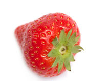 Yummy strawberry Stock Image