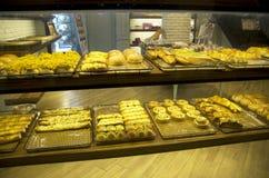 Yummy and warm bakery Royalty Free Stock Photos