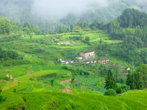 Yun He Village