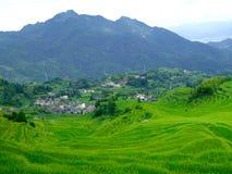 Yun he village stock photos