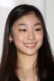 Yuna Kim  Stock Photo