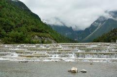 yunan瓷的lijiang 免版税库存照片