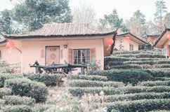 Yunan House stock photography