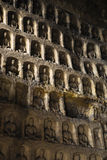 Yungang grottoes Royalty Free Stock Photo