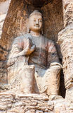 Yungang Grottoes Stock Photography
