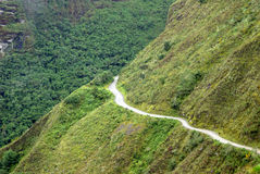 Yungas, Bolivia Stock Photos