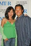 Yunjin Kim, Daniel Dae Kim Royalty Free Stock Image