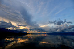 Yunnan Δάλι της Κίνας Στοκ Φωτογραφία