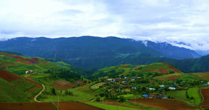 Yunnan Aba Fotografía de archivo libre de regalías