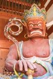 YUNNAN, CHINA - 20 DE MARÇO DE 2015: Templo de Xingjiao em Shaxi vi antigo Imagem de Stock