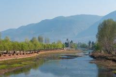 YUNNAN, CHINA - 20 DE MARZO DE 2015: Pueblo antiguo de Shaxi una ANC famosa Imágenes de archivo libres de regalías
