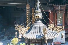 YUNNAN, CHINA - 21. MÄRZ 2015: Shibaoshan-Berg (Shibaoshan Shik Stockfoto
