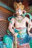 YUNNAN, CHINA - 21. MÄRZ 2015: Statuen an Shibaoshan-Berg (Shib Stockbild