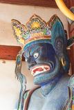 YUNNAN, CHINA - 20. MÄRZ 2015: Xingjiao-Tempel bei Shaxi altes VI Lizenzfreies Stockbild