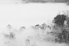 Yunnan, China, Yuanyangtitian, clouds around, the Stock Photography