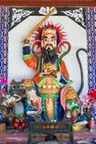 YUNNAN, CHINE - 21 MARS 2015 : Statues à la montagne de Shibaoshan (Shib Photos stock