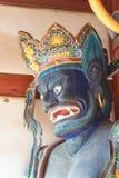 YUNNAN, CHINE - 20 MARS 2015 : Temple de Xingjiao chez Shaxi vi antique Image libre de droits
