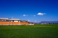 Yunnan Dali Stockfotografie