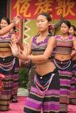 Yunnan dance group Royalty Free Stock Photos