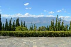 Yunnan erhailake Royaltyfri Fotografi
