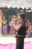 Yunnan-Ethnie Stockfotos