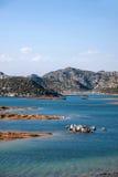 Yunnan Haifeng Wetland Royalty Free Stock Photos