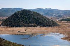 Yunnan Haifeng Wetland Stock Image