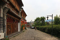 Yunnan Heshun town Royalty Free Stock Photo