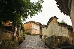 Yunnan Heshun town Stock Photos