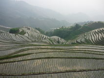 Yunnan Kina solnedgång