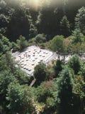 Yunnan Kina, Zhenzhen schack royaltyfria bilder