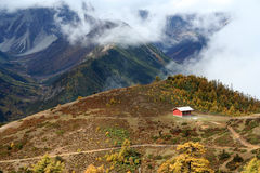 Yunnan landscape Stock Images