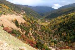 Yunnan landscape Stock Photos