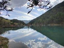 Yunnan Lijiang? royalty-vrije stock foto's