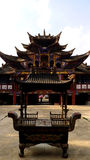 Yunnan Province, Huize bronze Royalty Free Stock Images