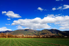 Yunnan scenery Royalty Free Stock Photography
