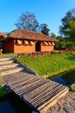 Yunnan Village, Thailand Royalty Free Stock Image