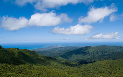 Yunque Royalty Free Stock Images
