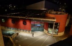 Yunque en la noche Fotos de archivo