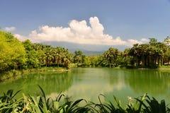 Yunshanshui Scenery in Hualian Taiwan Royalty Free Stock Photo