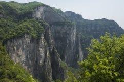 YunTai-Berglandschaft Lizenzfreie Stockfotografie