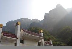 Yuntai mountain Royalty Free Stock Image