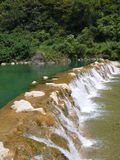 Yuntaishan Landschaft Lizenzfreie Stockfotos
